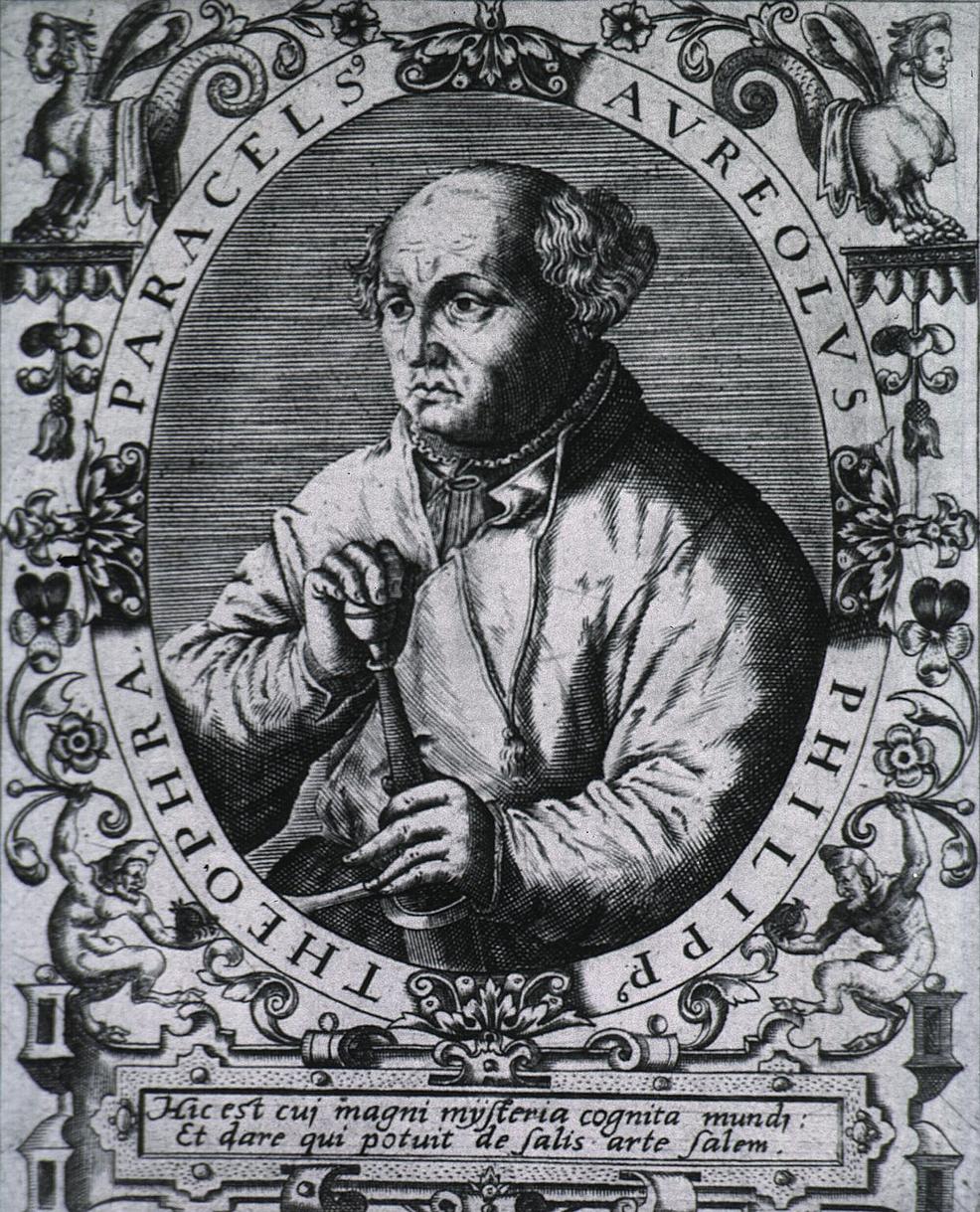 Paracelsus-(Theophrastus-Bombastus-von-Hohenheim)-1493-1541