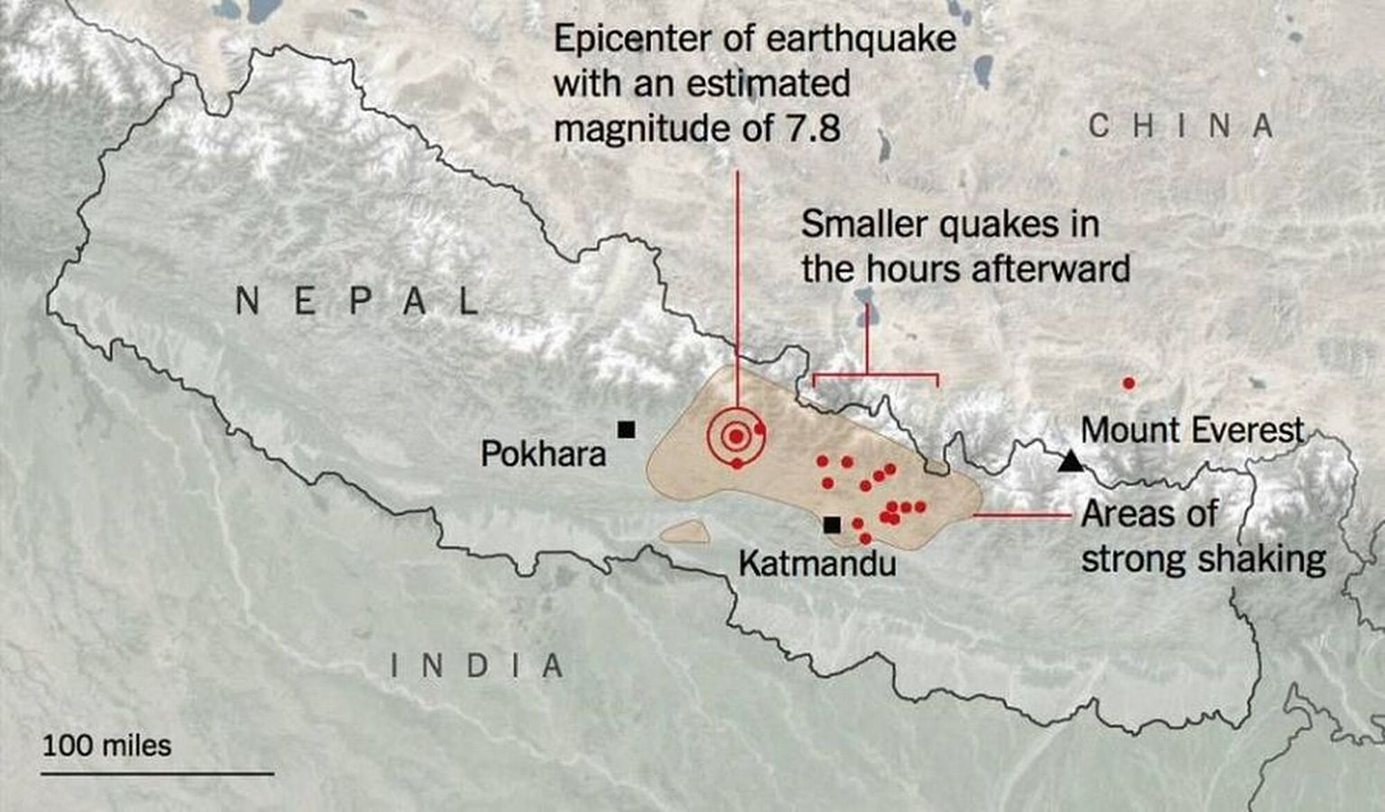 earthquake experience The residents of the kathmandu valley experience small tremors nearly every day,  the kinds and locations of earthquakes, earthquake effects, intensity scales.