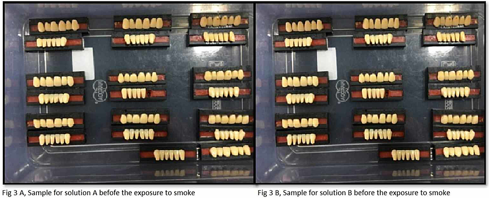 Samples-after-exposure-to-smoke-and-before-exposure-to-denture-cleanser-on-day-1-(groups-A-and-B)