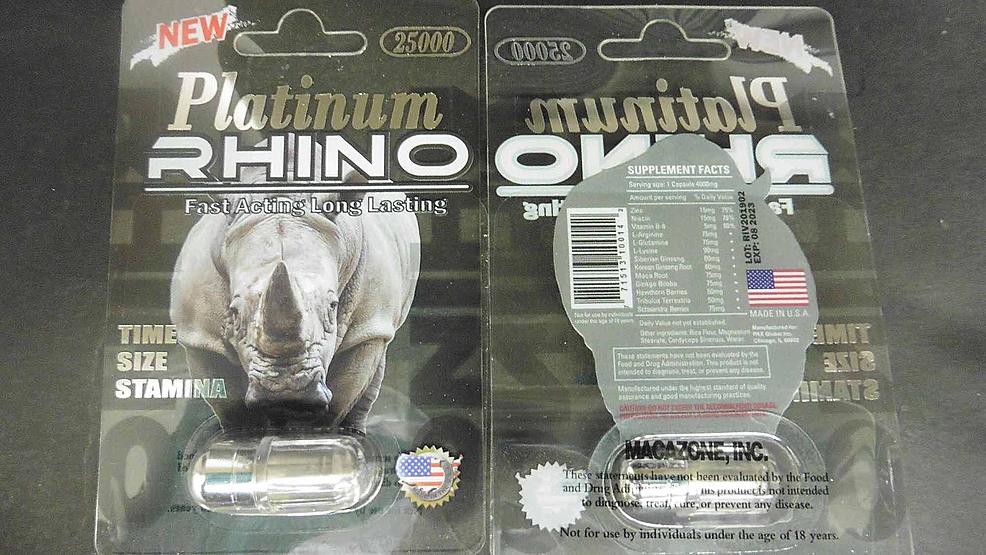 Rhino-pills