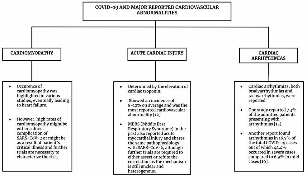 Summary-of-COVID-19-and-major-cardiovascular-abnormalities