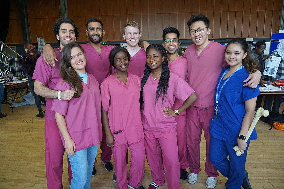 The-University-of-Bristol-Surgical-Society-(SCRUBS)-team.
