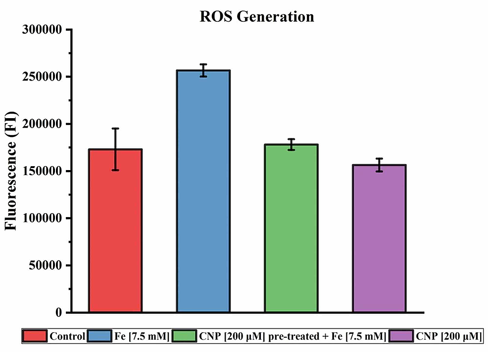 ROS-generation