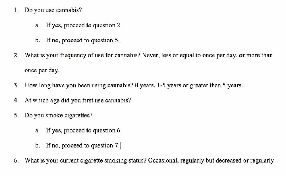 Survey-Questionnaire