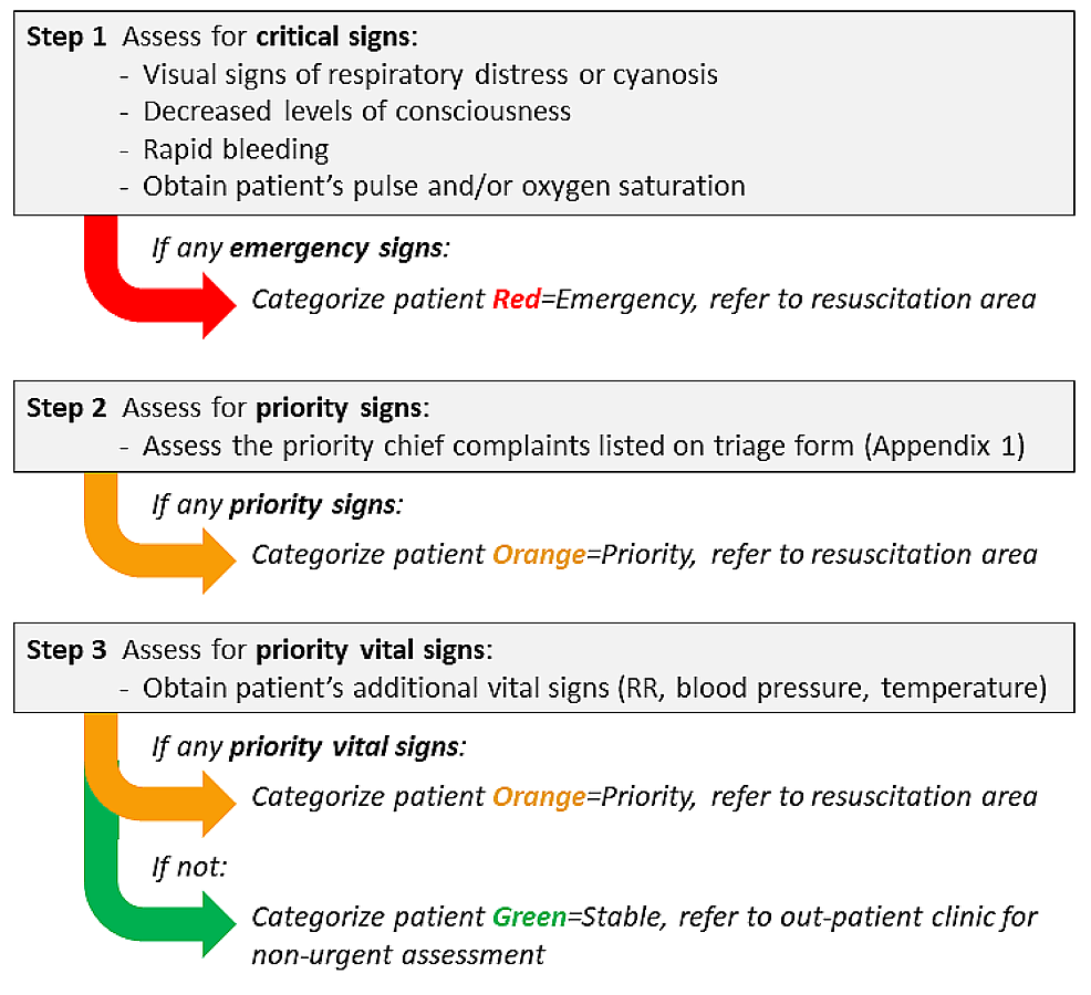 Triage-process-overview