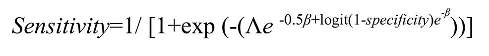 Equation-of-the-HSROC-model