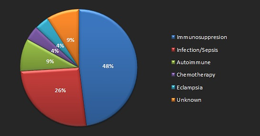 Pie-chart-demonstrating-various-clinical-associations-with-hemorrhagic-posterior-reversible-encephalopathy-syndrome