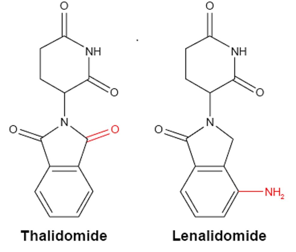 Chemical-structure-of-immunomodulatory-drugs