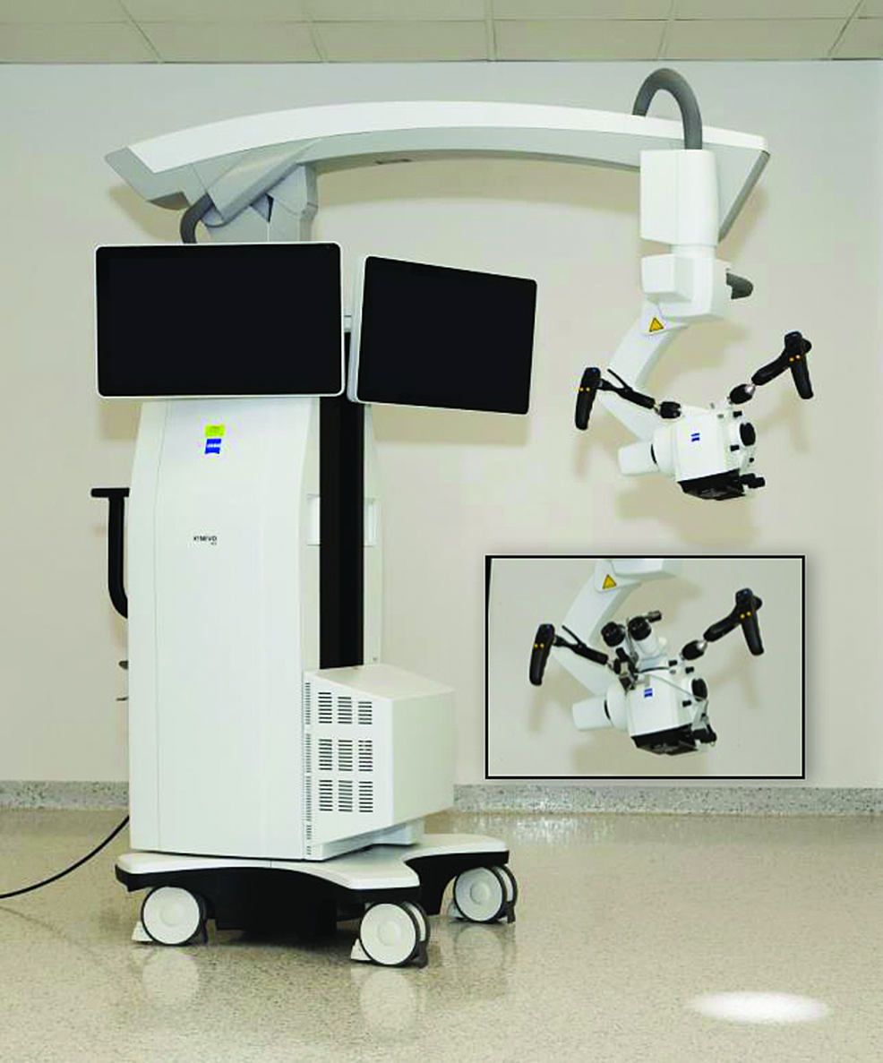 The-robotic-visualization-system