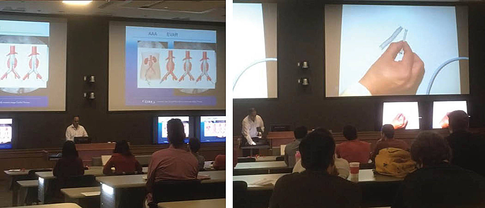 Radiology-interest-group-training-session-at-Memorial-University-of-Newfoundland-on-March-31,-2017.