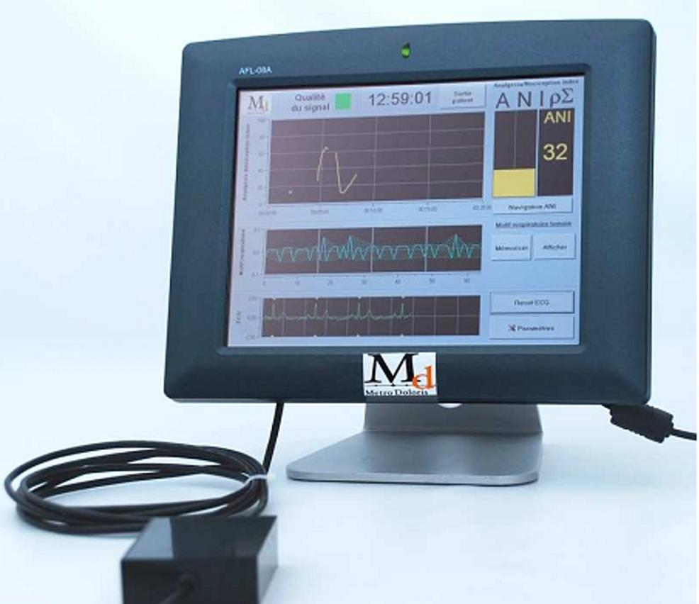 Physiodoloris-monitor