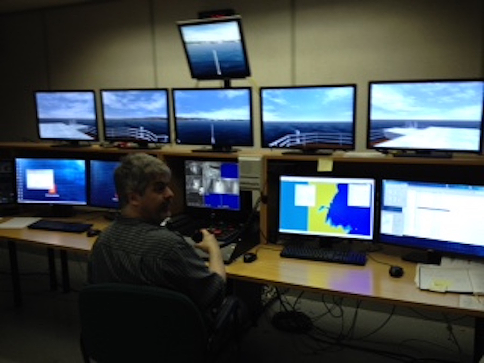View-of-the-ship-simulator-at-the-Marine-Institute-in-St.-John's,-NL