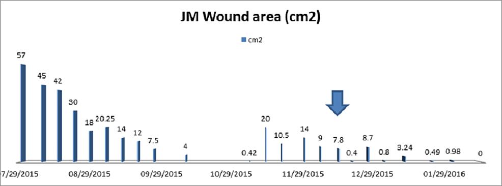Representative-Trend-Line-of-Wound-Healing-in-Patient-2