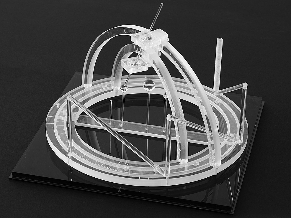 The-first-CT-compatible-stereotactic-frame
