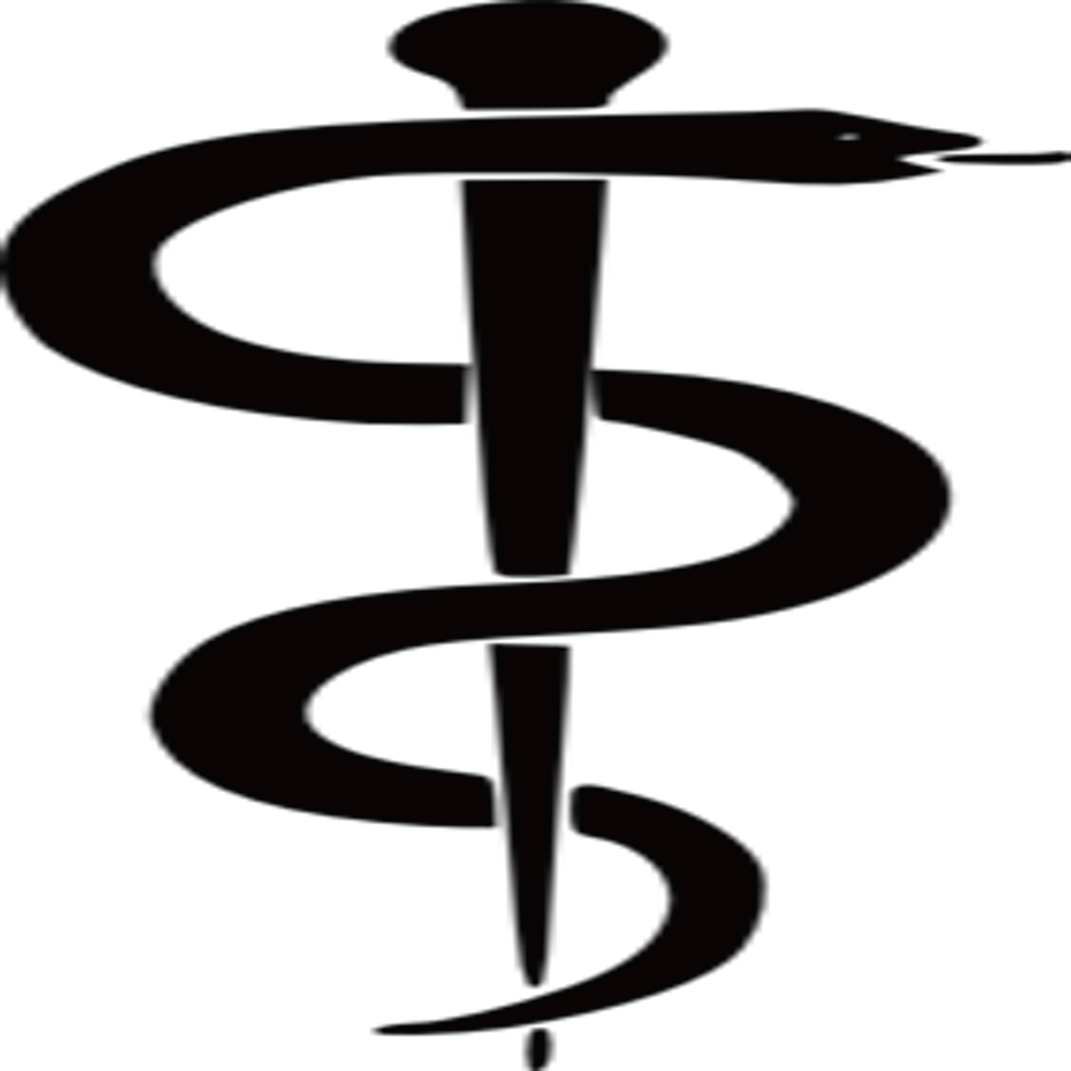 The-Rod-of-Asclepius,-an-International-Symbol-of-Medicine