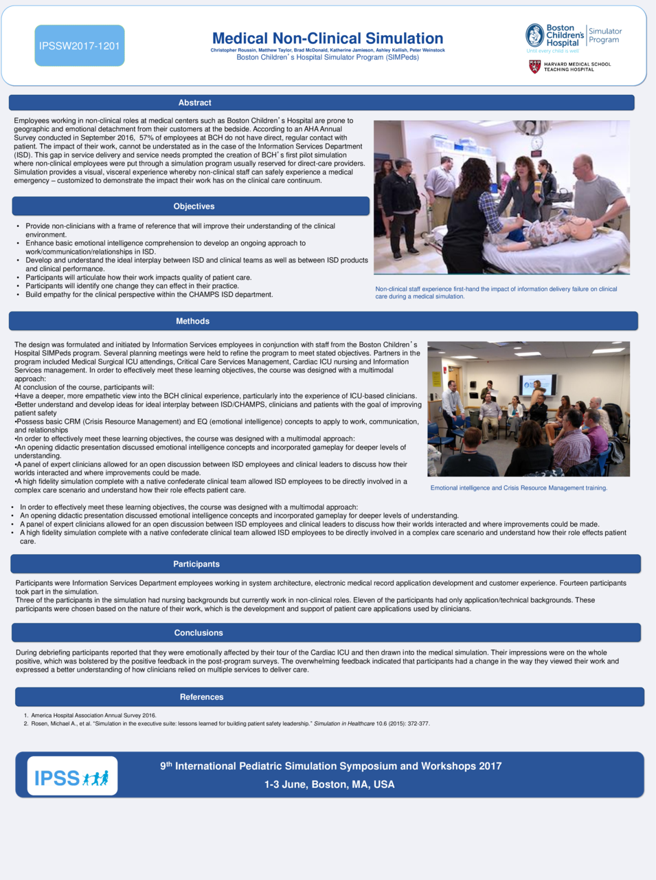 Cureus | Medical Non-Clinical Simulation