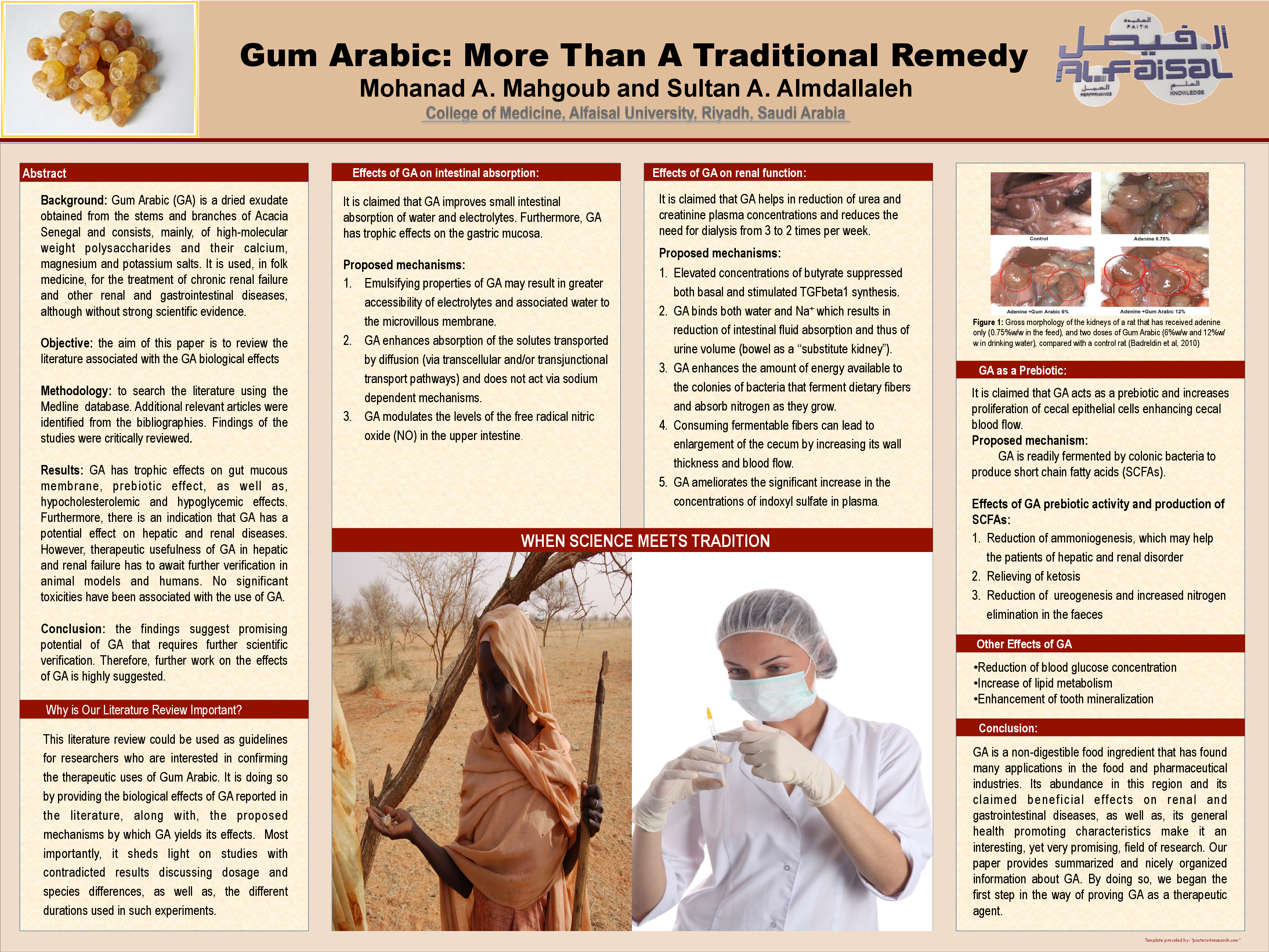 Cureus Gum Arabic More Than A Traditional Remedy