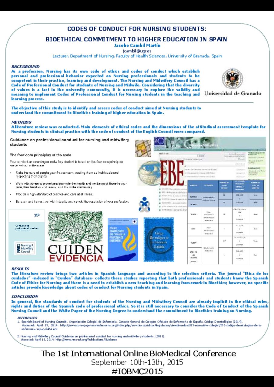 Preview iobmc 2015 nursing ethics